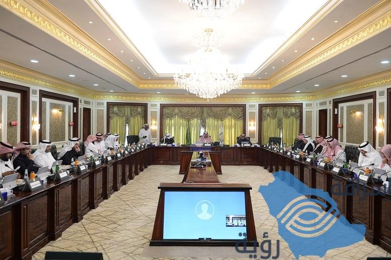 مجلس جامعة الملك خالد الـ 7 يؤيد افتتاح كليات وأقسام ومراكز ويوصي بمجلة للهندسة والبيئة