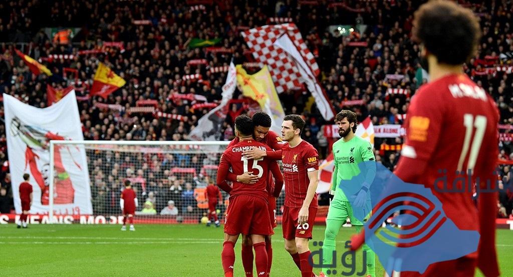 رئيس «يويفا»: السيناريو الوحيد هو تتويج ليفربول