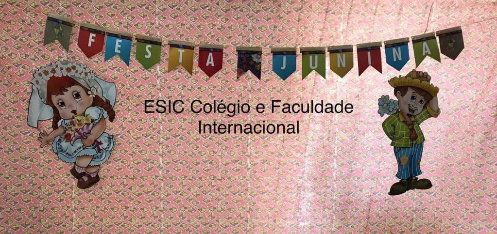 FESTA JUNINA COLÉGIO ESIC