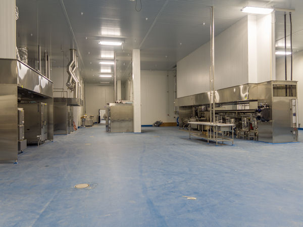 Midwest Greenfield Fresh Kitchen Facility ESI Group USA