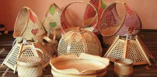Aneka Kerajinan Tangan Dari Bambu Bisa Di jadikan Bisnis