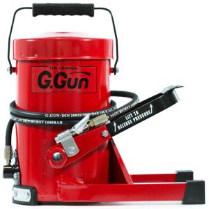 g. gun grease gun
