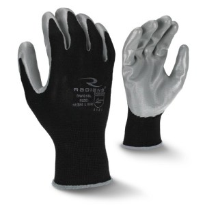 Radians RWG15 Smooth Nitrile Palm Coated Glove