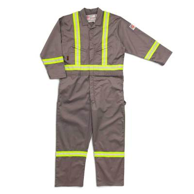 STANCO Full-Featured Deluxe Style Coverall FR