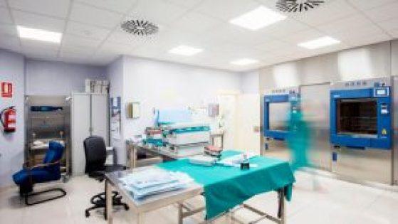 Lampu Sterilisasi Ruangan