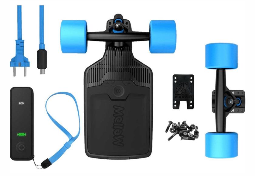 Mellow Drive DIY Electric Longboard and Skateboard Kit