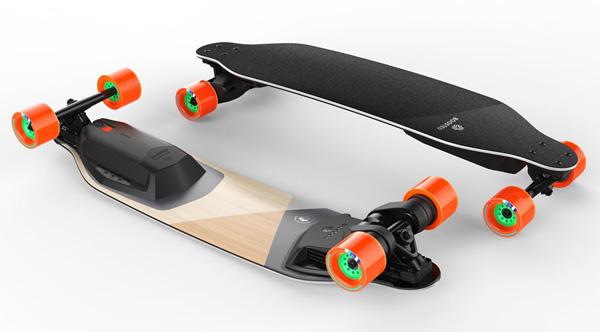 Boosted Board 2018 Concept - Orange