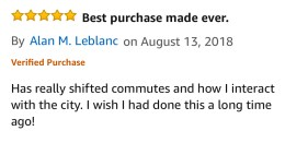 Boosted Mini X Customer Review