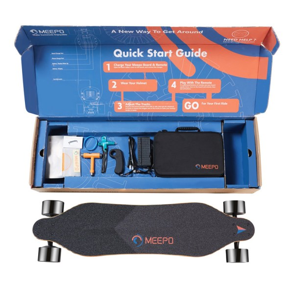 Meepo NLS box contents