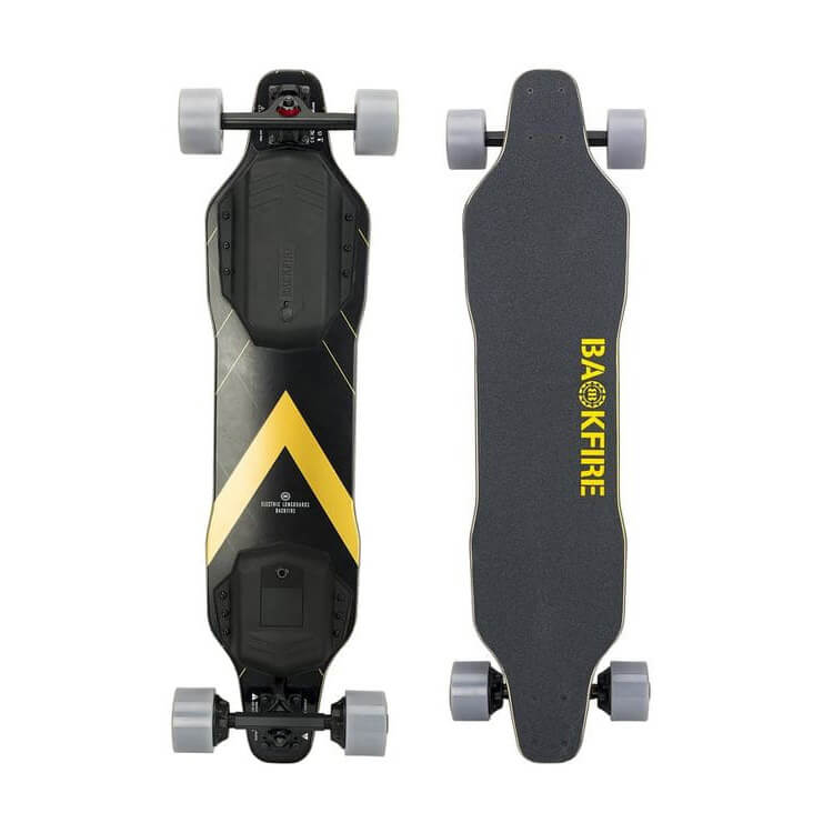 Backfire G2T - Top and Bottom