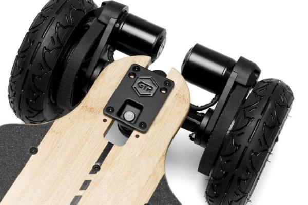 Evolve Bamboo GTR - AT motors top