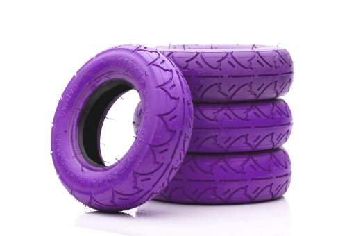 Evolve GTR AT tires all terrain purple