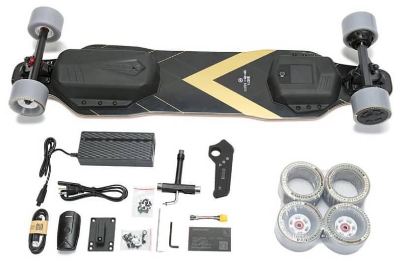 Backfire G2T accessories