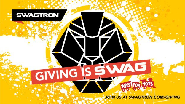 Swagtron Giving Is Swag