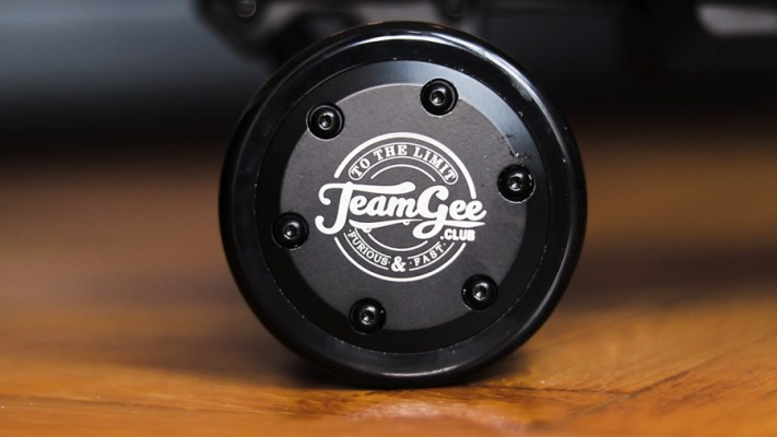 Teamgee H20 Wheels