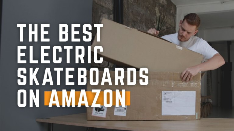The Best Electric Skateboards on Amazon