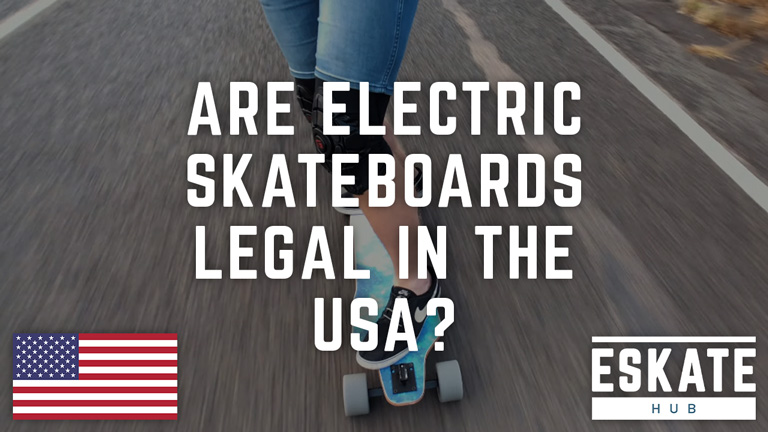 Are Electric Skateboards Legal in the US?