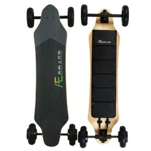 AEboard AT2 electric longboard