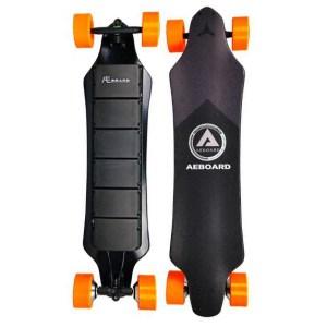 AEboard AX Plus electric skateboard