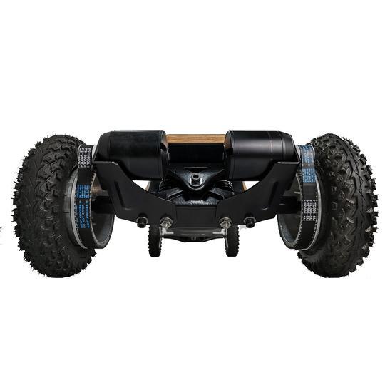 Apsuboard GTR All Terrain belt-drives