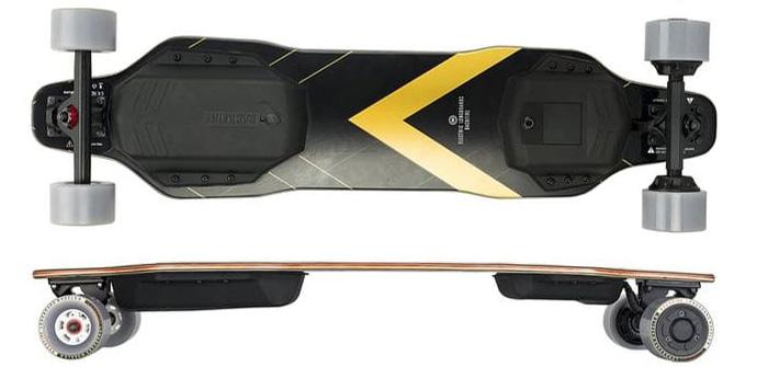 Backfire G2T electric skateboard