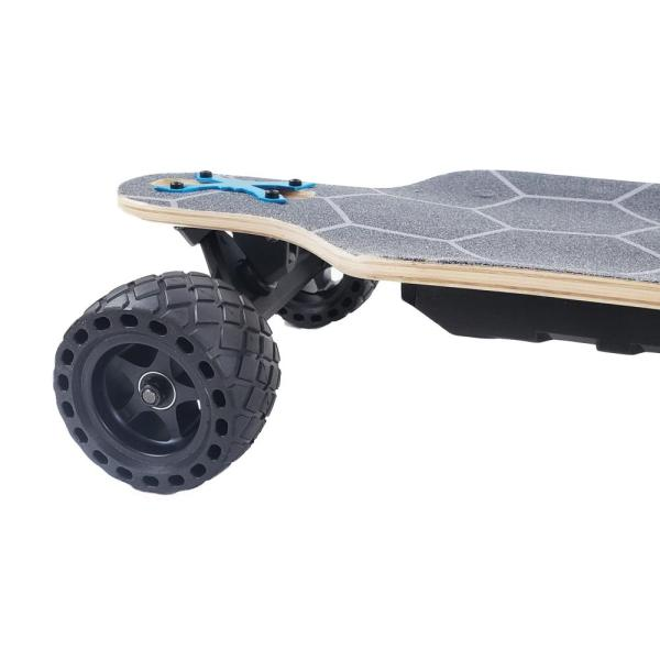 Raldey Mt-V3 front all terrain wheels