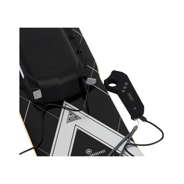 Backfire G3 electric skateboard usb charger