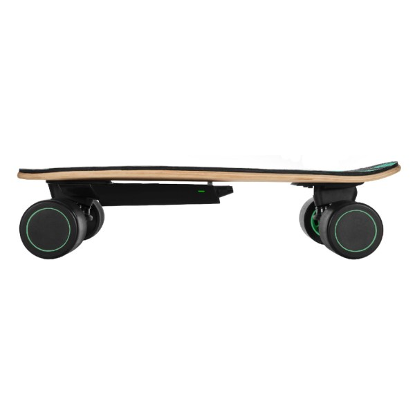 Swagtron Swagskate AI electric skateboard side profile view
