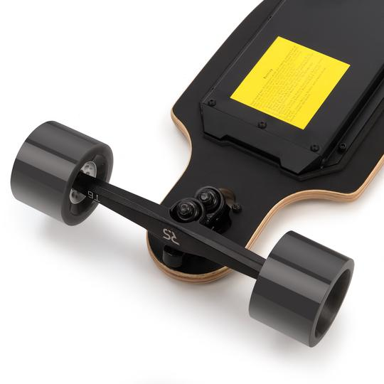 Verreal RS electric longboard skateboard front trucks wheels