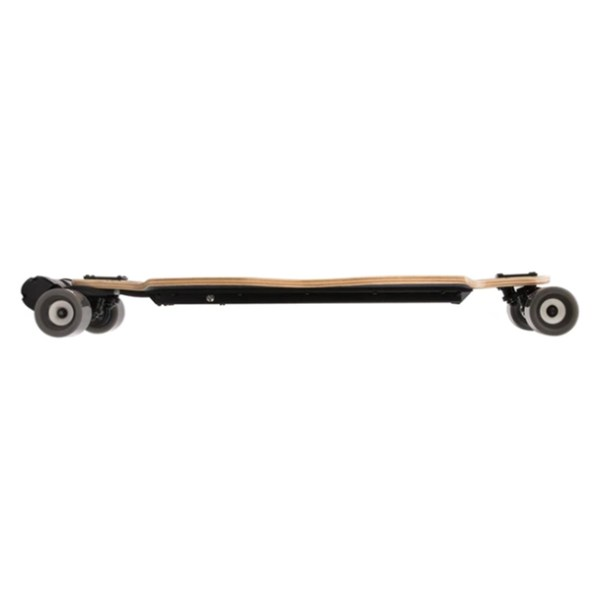 Verreal RS electric longboard skateboard profile view