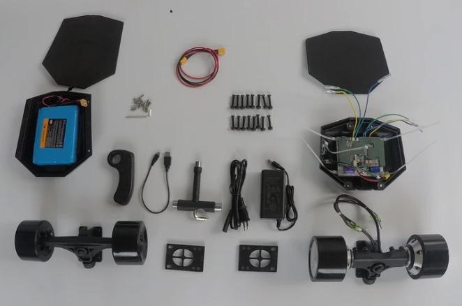 Verreal V1S DIY Electric Skateboard Kit