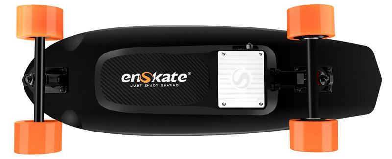 enSkate R3 Mini electric penny board underneath