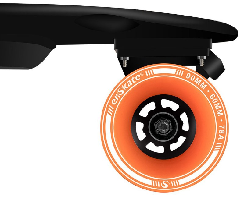 enSkate R3 Mini electric penny board wheels