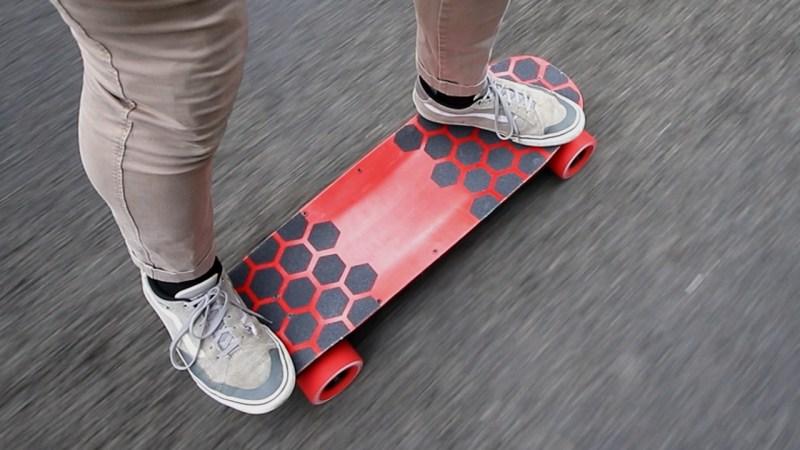 Build Kit Boards BKB DIY Electric Skateboard Kit