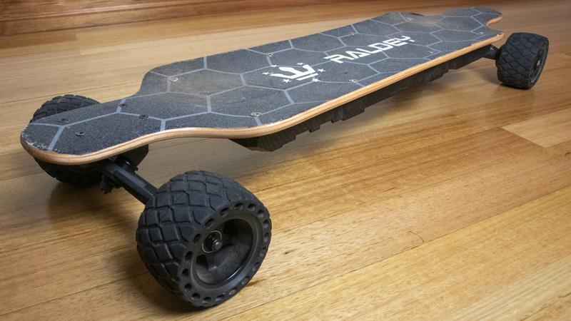 Raldey Mt-V3 Electric Skateboard