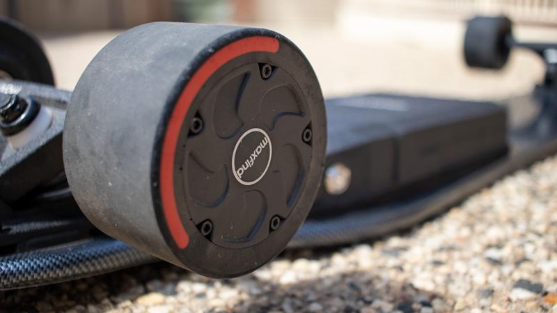Max4 Pro Hub motors