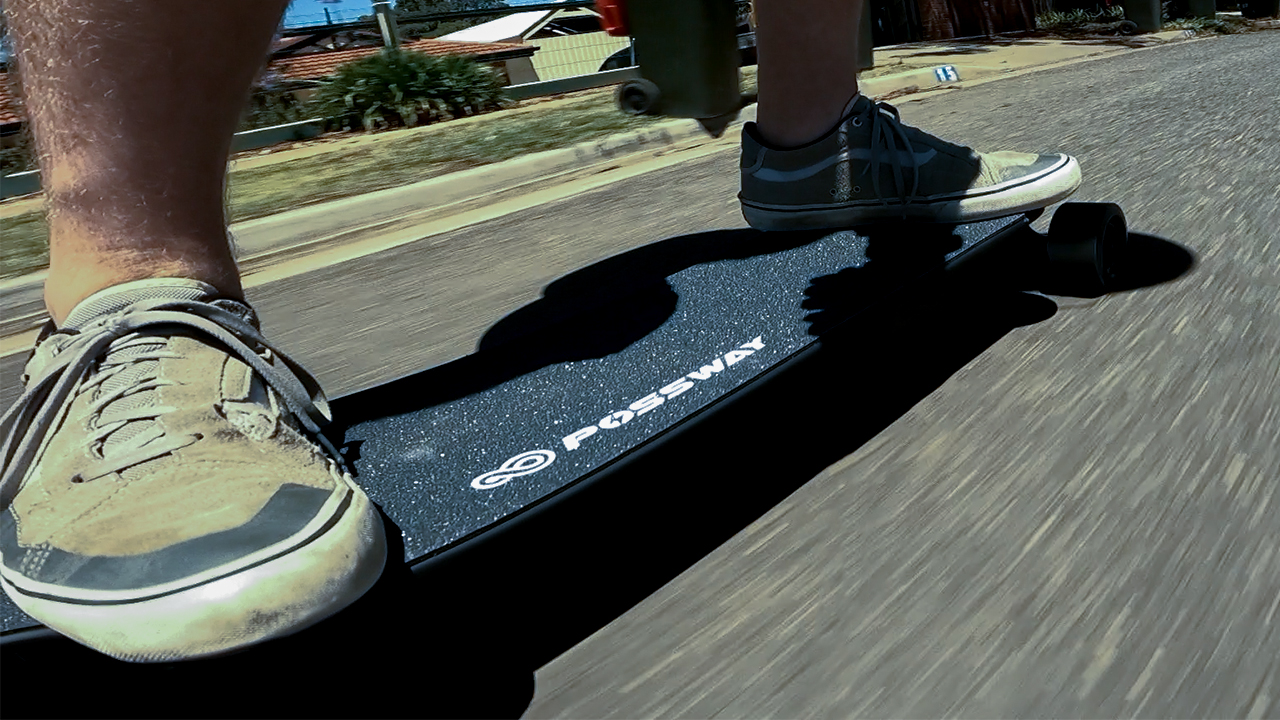 Possway T1 Electric Skateboard Review