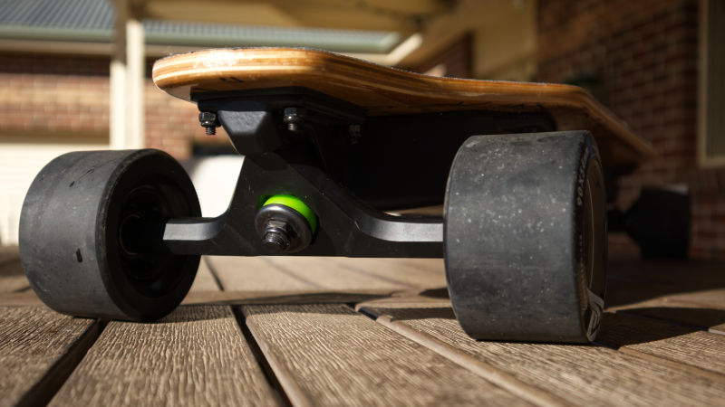 WowGo 2S Pro - front view
