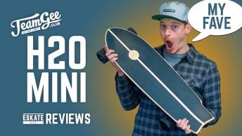 Teamgee H20 Mini Electric Skateboard Review