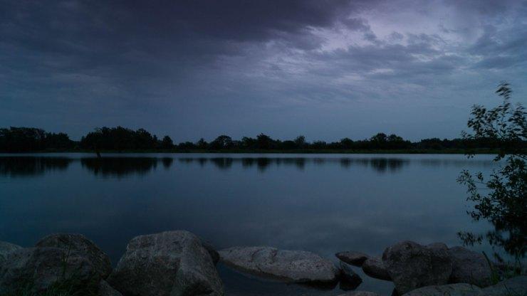 Image result for creepy lake