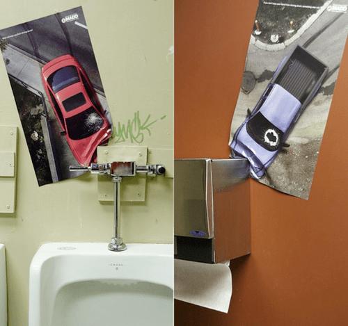 MADD bathroom