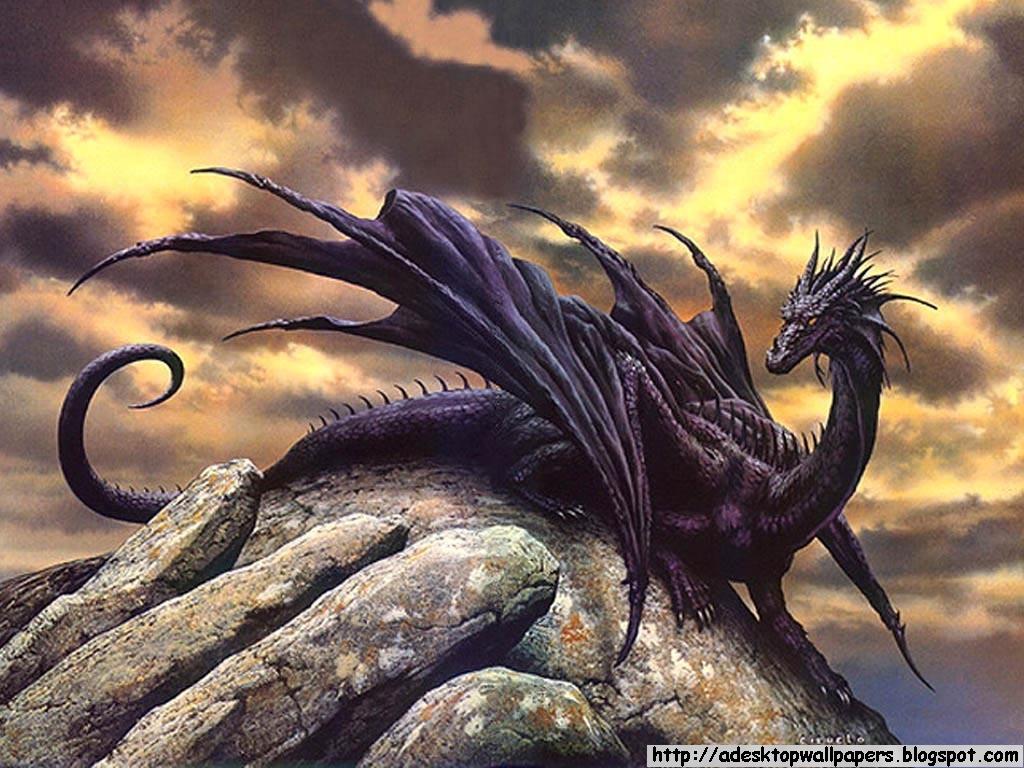 Free Dragon Picture #1