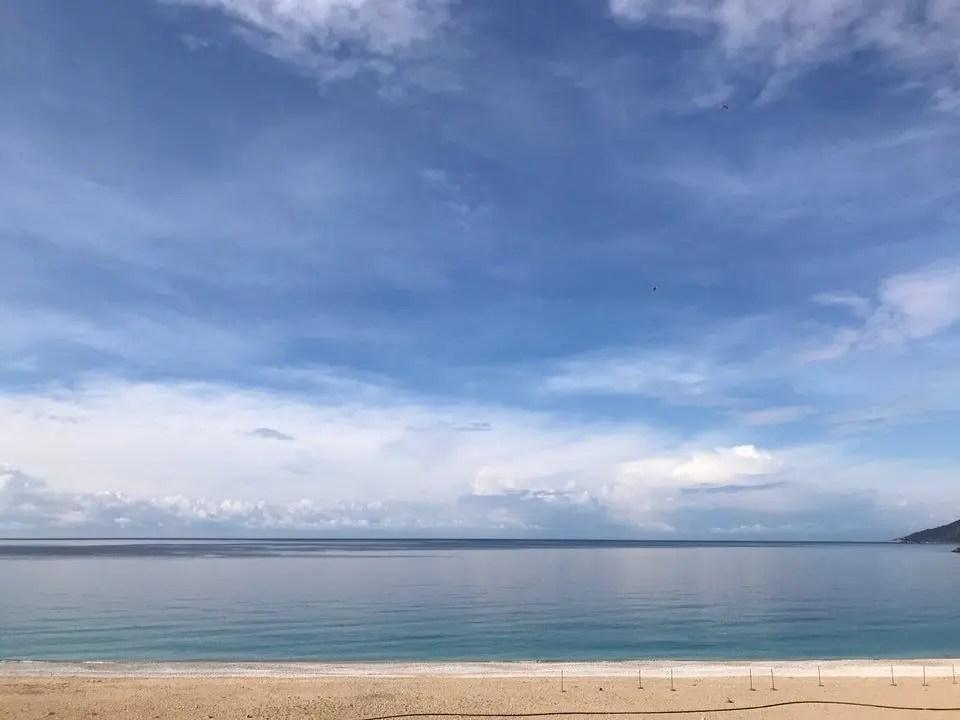 Ölüdeniz sahil