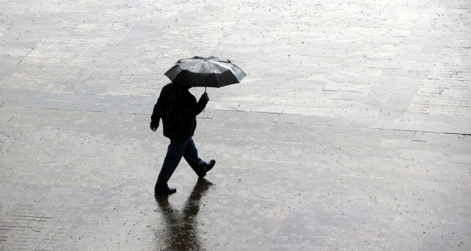 Eskişehir'de bugün sağanak yağış etkili olacak