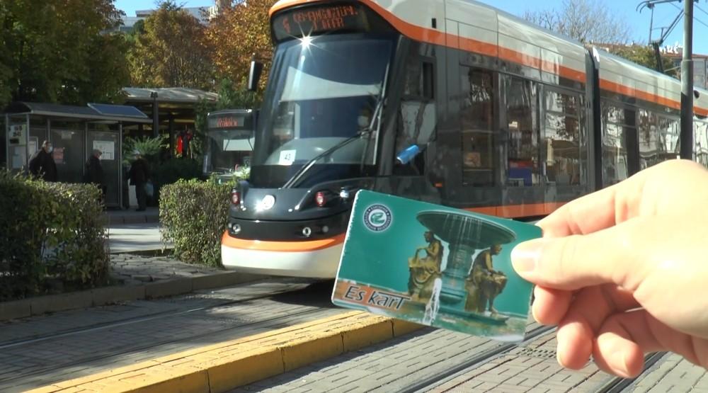 Eskişehir'de toplu ulaşım zammı uygulanmaya başladı