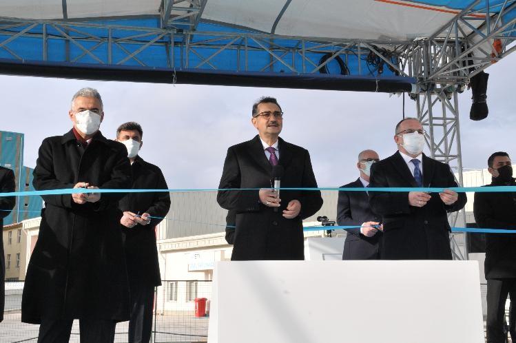 """Cumhurbaşkanı Erdoğan: """"TOGG otomobilinin pillerinde kullanılacak lityumu da yine buradan temin etmeyi planlıyoruz"""""""