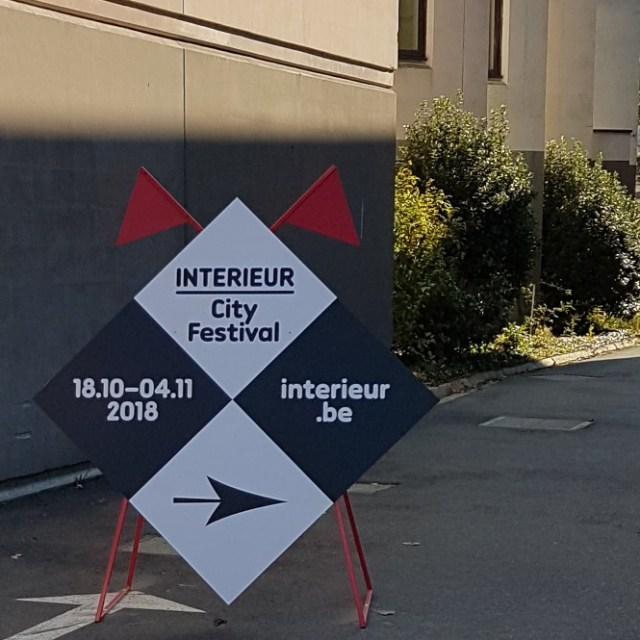 Interieur City Festival - Kortrijk