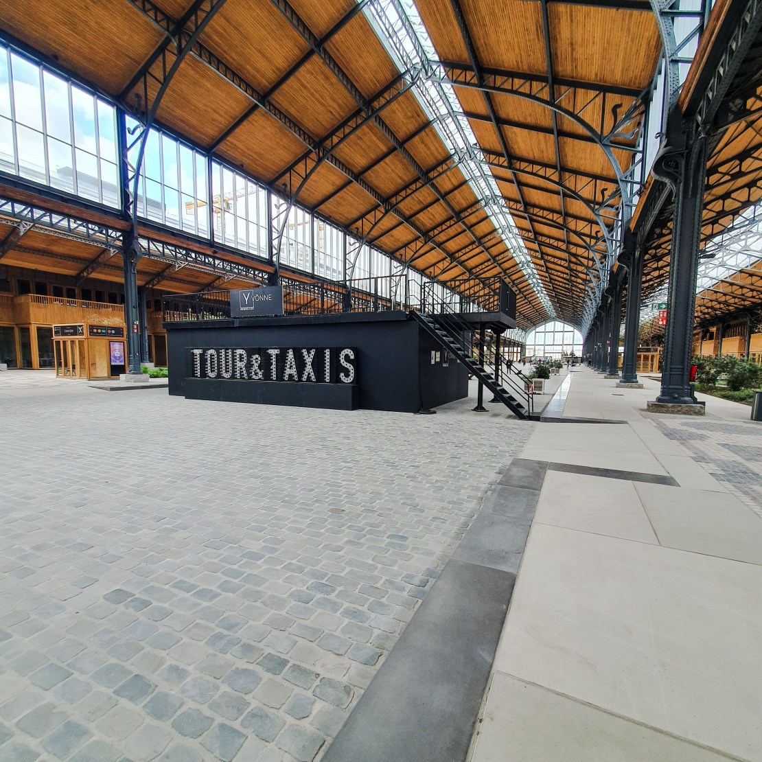 Thurn & Taxis Gare Maritime Brussel