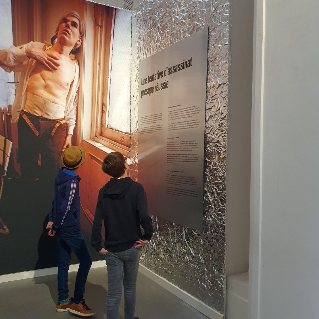 Warhol - moordpoging