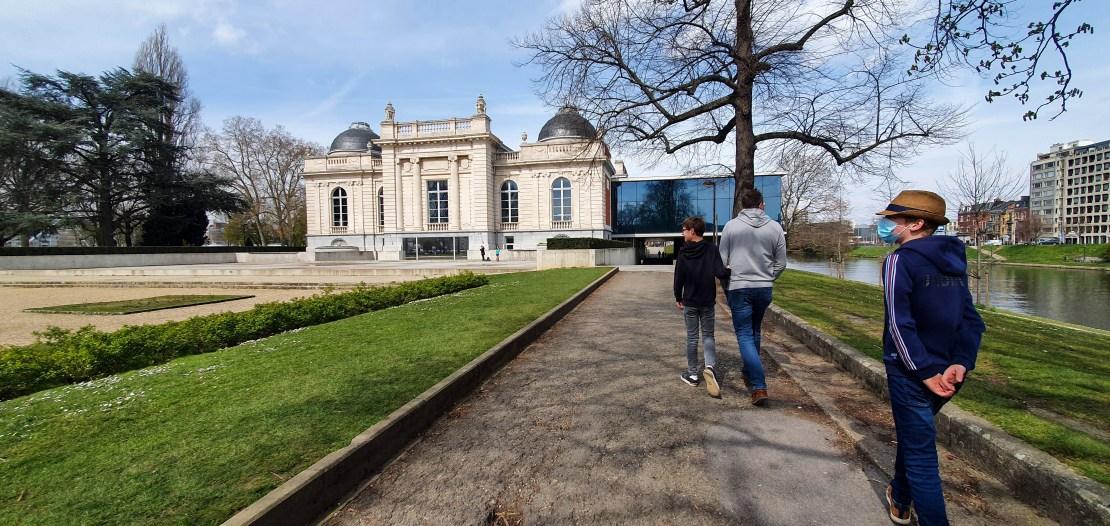 La Boverie Luik